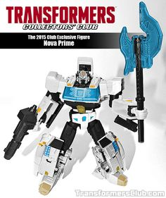 Transformers News: Re: Transformers Collectors' Club Exclusives and Subscription Figures