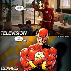 """Mi piace"": 230, commenti: 1 - The Flash (@the.flash52) su Instagram: ""He's not Barry Allen if he doesn't say this."" Grant Gustin, The Flash, Deadpool, Spiderman, Superhero, Comics, Fictional Characters, Instagram, Spider Man"