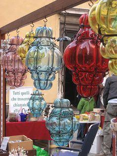 Vintage Italian Chandelliers Ideas To Add To Your Room - Cool Lighting, Lighting Design, Pendant Lighting, Moroccan Lanterns, Hans Wegner, Murano, Antique Lighting, Venetian Glass, Vintage Lamps