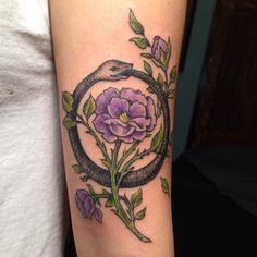 ouroboros tattoo9 More