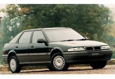 ROVER 200 90-96 coupe przedni prawy - Zdjęcia