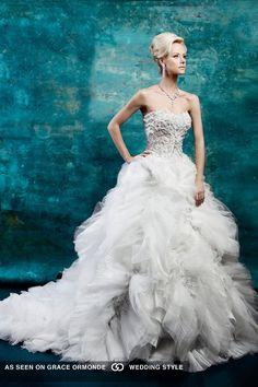 Bridal Reflections Profile 2014 Gallery - Ysa Makino | Wedding planning, wedding dresses, honeymoon, wedding style
