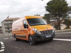 Renault Master L4H2 Van '2010–14