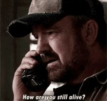 """24 Signs You're Actually Bobby From """"Supernatural"""" .I have been channeling my inner Bobby Singer lately. Supernatural Imagines, Supernatural Destiel, Castiel, Supernatural Bloopers, Supernatural Tumblr, Supernatural Tattoo, Supernatural Wallpaper, Crowley, Supernatural Merchandise"""