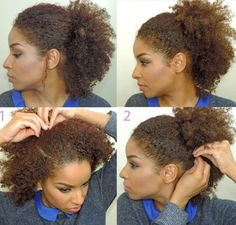 The 'Fake It' Pony, old twist out