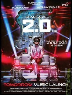 2.0 Audio Launch HD Poster