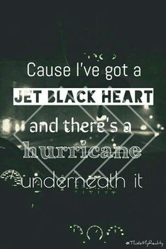5SOS Jet Black Heart by: @ThisIsMyReality