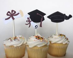 Graduation Party Toppers