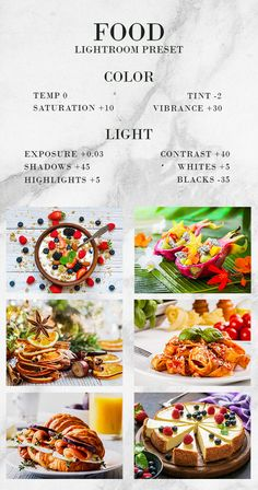 Photography Filters, Food Photography Tips, Photography Editing, Photo Editing, Photo Food, Applis Photo, Lightroom Effects, Lightroom Presets, Photographie Bokeh
