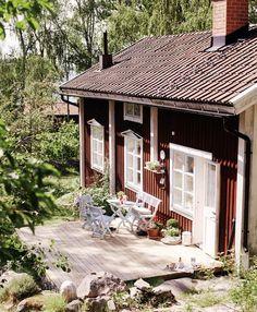 Cute Scandinavian House.