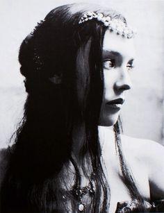Isabelle Adjani, ph. Francois-Marie Banier, Le Reine Margot, Patrice Chéreau, 1994