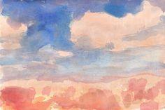 Landscape Of The Red, Artist Robert Gregory Phillips