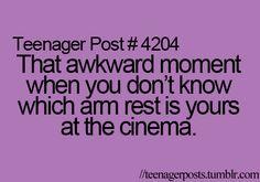 All the time hahahaha