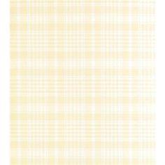 Rut wallpaper - yellow - Sandberg Tyg & Tapet