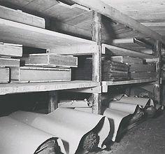 """Die wahren Kunstretter waren die listigen Ausseer - """"Bombensicher"""": Werner Grootes Doku über die Rettung von Nazi-Raubkunst (Servus TV, Donnerstag, 21.15 Uhr). Im Bild sehen Sie von den Nazis geraubte Kunstwerke im Salzbergwerk. Mehr dazu hier: http://www.nachrichten.at/nachrichten/kultur/Die-wahren-Kunstretter-waren-die-listigen-Ausseer;art16,1309496 (Bild: Bundesdenkmalamt)"""
