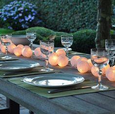 4 formas de iluminar una terraza - Revista Paula