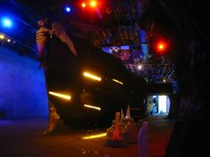 Thomas Robertello Gallery - Artists - Meow Wolf - The Due Return - The Due Return