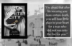 The White City meme from reader Jennifer Kracht  #thewhitecity