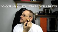 Lo que me gusta una brocha Beter   Javier Orgaz