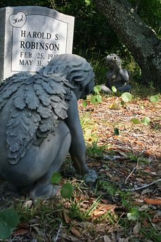 Cemetery by erandell498, via Flickr