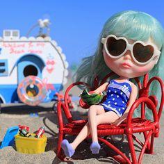 .@akka_blythe | #blythe #doll enjoy my life | Webstagram - the best Instagram viewer