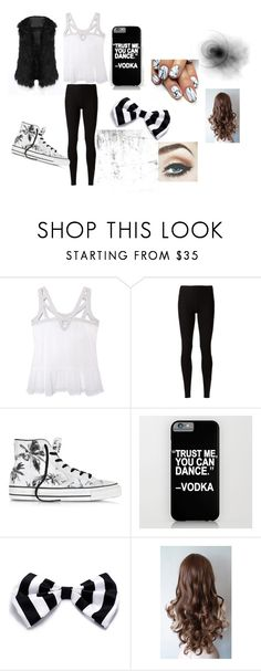 """""""Hazel's Outfit"""" by rebelunicorn-337 ❤ liked on Polyvore featuring Olive + Oak, Rick Owens Lilies and Converse"""
