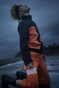 JUN(純白) Naruto Uzumaki Cosplay Photo - Cure WorldCosplay