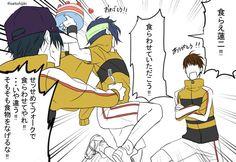 rikkaidai xDDDD The Prince Of Tennis, My Prince, Manga Games, Live Action, Anime Love, Cute Couples, Geek, Cartoon, Illustration