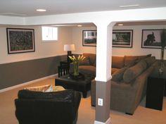 Basement Ideas Portfolio   Cook Bros. #1 Design Build Remodeling Contractor in Arlington Virginia