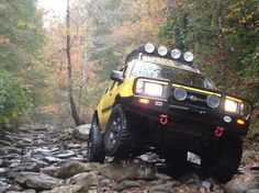Would never be able to pick which generation Xterra I like the most