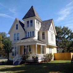 1902 Queen Anne - Little Rock, AR (Palliser) - $269,900 - Old House Dreams