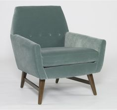 i need 2 of those in my living room Wyeth Chair from DwellStudio