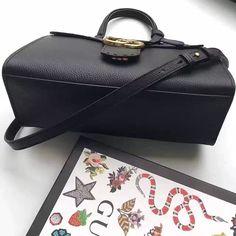 896659b21 7 Best GG MARMONT VELVET SHOULDER BAG BLACK 2017 GUCCI BAGS images ...