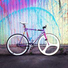 INGRIA Bicycle Types, Baby Bike, Urban Cycling, Fixed Gear Bicycle, Speed Bike, Bike Style, Bicycle Design, Vintage Bikes, Cycling Bikes