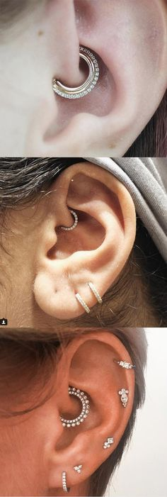 50+ BEAUTIFUL DAITH PIERCING IDEAS FROM JENNYSWEETY