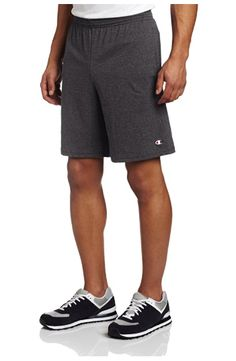 9af3459979b2 Amazon   Champion Men s Jersey Short With Pockets Just  8.50 (Reg    16)  (As of 6 5 2018 11.38 PM CDT