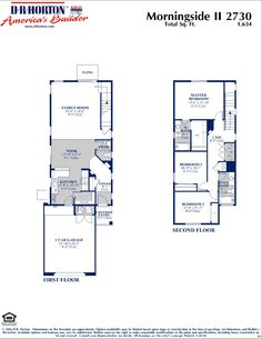 DR Horton Rose Floor Plan via wwwnmhometeamcom DR Horton Floor