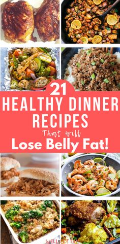These are hands down the best weight loss dinner recipes I've seen! They are so easy to make which is perfect for me as a busy mom. I'm so glad I found these healthy weight loss meals to make such a variety of great dinners. Healthy Recipes For Weight Loss, Healthy Meal Prep, Healthy Dinner Recipes, Healthy Weight, Healthy Eating, Cooking Recipes, Dinner Recipe For Weight Loss, Healthy Family Meals, Healthy Cooking