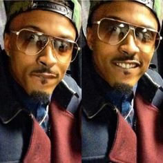 August Alsina Like this pic? See more on my Pinterest: @jadag1202