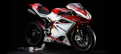 Limited-Edition MV Agusta F4 RC Superbike Lands With 212-HP, AMG Livery