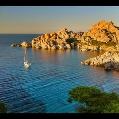 Another Kevin Kubota image- what a peaceful harbor!  Sardegna, Italy