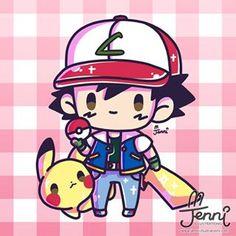 🌸🐰 J E N N I 🐰🌸 (@jennillustrations) • Instagram photos and videos Anime Chibi, Chibi Kawaii, Kawaii Doodles, Cute Kawaii Drawings, Cute Doodles, Cute Chibi, Baby Pokemon, Pikachu Pikachu, Cute Pokemon Wallpaper