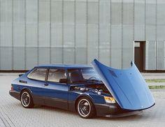 Saab 900 Classic Superb shot By Derek Kurkowiak