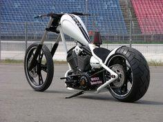 Custom Choppers, Custom Motorcycles, Custom Bikes, Harley Davidson Motorcycles, Chopper Motorcycle, Bobber Chopper, Motorcycle Art, Street Motorcycles, Harley Bobber