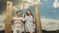 Ensaio Trash the Dress Prewedding Noivos no campo Aline e Andre Rancho P&R (36)