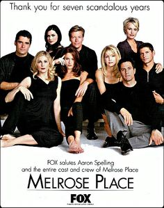 • Melrose Place • (1992-1999)