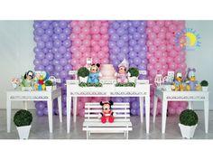 Decoração Infantil provençal baby disney  * Decoração de festa infantil