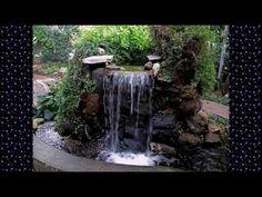 Декоративный водопад - 100 идей - YouTube Youtube, Plants, Fonts, Rocks, Plant, Youtubers, Youtube Movies, Planets