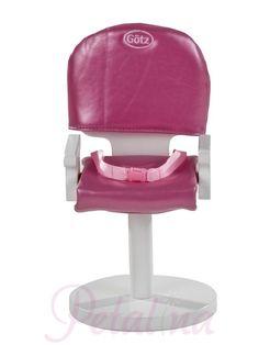 Gotz Doll Salon Chair