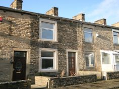 NEW Instruction | 41 Parker Street | Colne | £450 pcm - Recently furbished two bedroom mid-terrace garden fronted house, providing an entrance vestibule, living room, fitted kitchen complete, two bedrooms, modern house white bathroom, uPVC DG, CH, low maintenance garden frontage & enclosed rear yard with outbuilding, conveniently located for access to the local amenities & motorway network